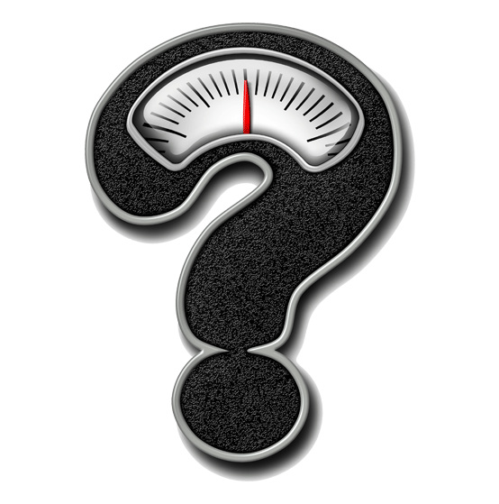 FAQs Weight Loss Icon